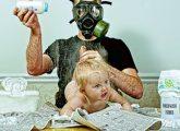 Cum il faci pe bebe sa stea cuminte cand il schimbi