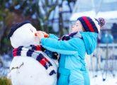 Cinci jocuri amuzante de iarna, in aer liber