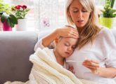 Febra la bebelusi. Cand este motiv de ingrijorare